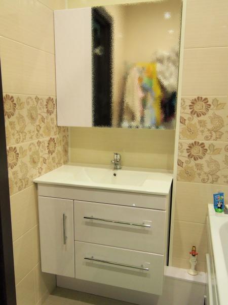 2017.11.01 Мебель в ванную с сантехлюком